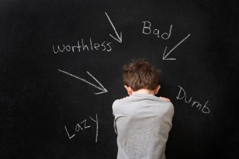 Qué hacer cuando tu hijo te dice que no sirve para nada